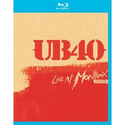 Ub 40 - Live At Montreux 2002 - Blu-ray