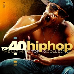 Various Artists - Top 40 - Hip Hop - 2 CD Digipack