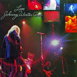 Johnny Winter - And - Live - CD