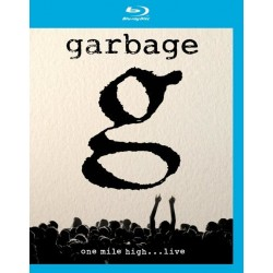 Garbage - One Mile High...Live - Blu-ray