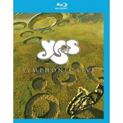 Yes - Symphonic Live - Blu-ray