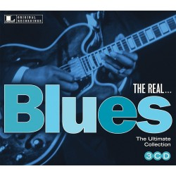 Various Artists - The Real... Blues Collection - 3 CD Digipack