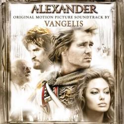 OST - Vangelis - Alexander - 180g HQ Ltd. Gatefold Red Vinyl 2 LP