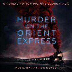 OST - Murder On The Orient Express - 180g HQ Ltd. Gatefold Coloured Vinyl 2 LP