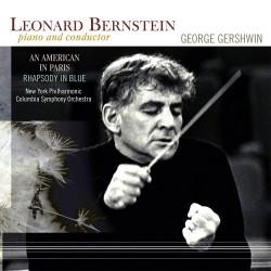George Gershwin - An American In Paris / Rhapsody In Blue - Leonard Bernstein - 180g HQ Vinyl LP