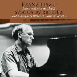 Franz Liszt - Piano Concertos Nos. 1 & 2 - Sviatoslav Richter - 180g HQ Vinyl LP