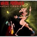 Buricul Pamintului - Suflet Flamind - CD Vinyl Replica