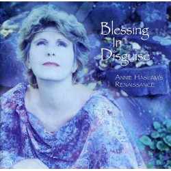 Annie Haslam's Renaissance - Blessing In Disguise + 2 Bonustrack - CD