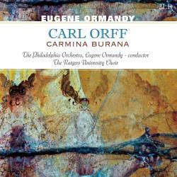 Carl Orff - Carmina Burana - Eugene Ormandy - 180g HQ Vinyl 2 LP