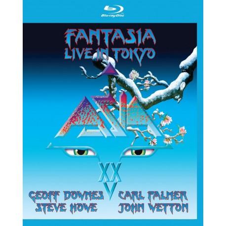 Asia - Fantasia - Live In Tokyo - Blu-ray