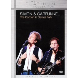 Simon & Garfunkel - The Concert In Central Park - DVD