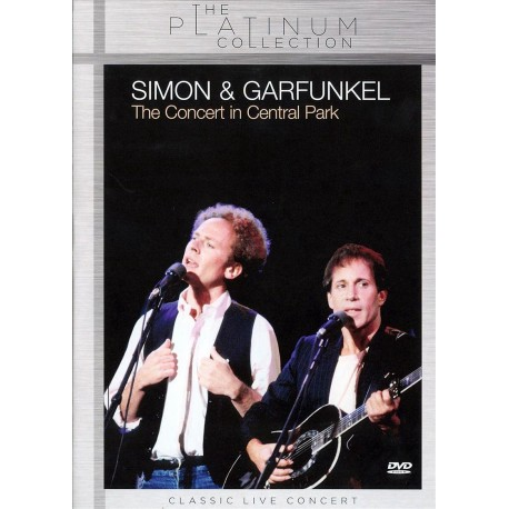 Simon & Garfunkel - The Concert In Central Park - DVD