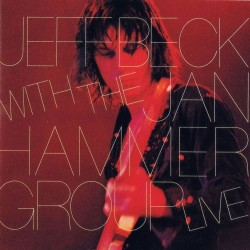 Jeff Beck With The Jan Hammer Group - Live - CD