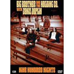 Big Brother and the Holding Co. with Janis Joplin - Nine Hundred Nights -DVD