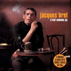 Jacques Brel - C'est Comme Ca - 2CD