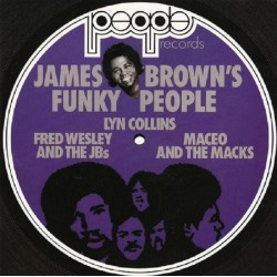 James Brown - Funky People Vol.1 - CD