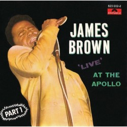 James Brown - Live At The Apollo Part 1 - CD
