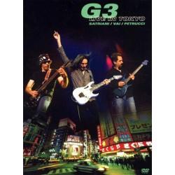 Joe Satriani / Steve Vai / John Petrucci - G3 - Live in Tokyo - DVD