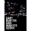 Gary Burton / Makoto Ozone - Live At Montreux 2002 -DVD