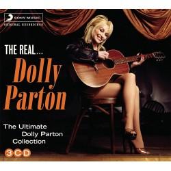 Dolly Parton - The Real... Dolly Parton - 3 CD Digipack