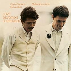 Carlos Santana & Mahavishnu John McLaughlin - Love Devotion Surrender - CD