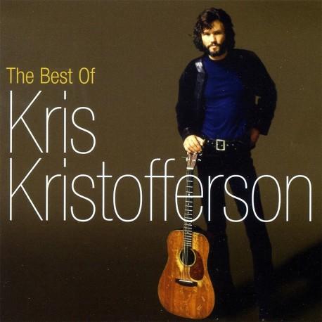 Kris Kristofferson - The Best Of Kris Kristofferson - CD