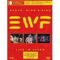 Earth, Wind & Fire - Live In Japan DVD+CD