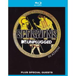 Scorpions - MTV Unplugged In Athens - Blu-ray