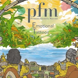 Premiata Forneria Marconi - Emotional Tattoos - 2 CD