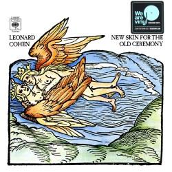 Leonard Cohen - New Skin for the Old Ceremony - Vinyl LP