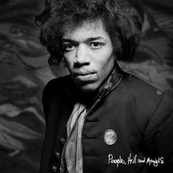 Jimi Hendrix - People, Hell & Angels - CD Digipack