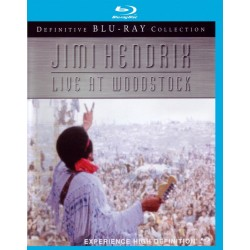 Jimi Hendrix - Live at Woodstock - Blu-ray