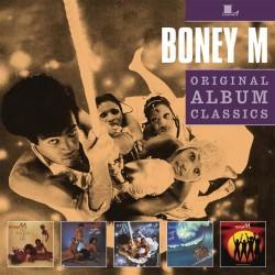 Boney M. - Original Album Classics - 5 CD
