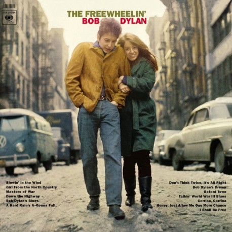 Bob Dylan - The Freewheelin' Bob Dylan - Vinyl LP
