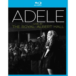 Adele - Live At The Royal Albert Hall - Blu-ray + CD