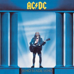 AC/DC-Who Made Who - Vinyl LP
