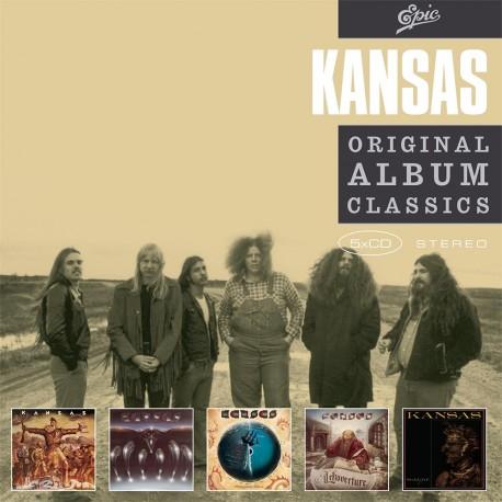 Kansas - Original Album Classics - 5 CD