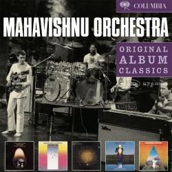 Mahavishnu Orchestra - Original Album Classics - 5 CD Vinyl Replica