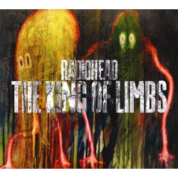 Radiohead - King Of Limbs - CD Digipack