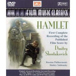 Dmitri Shostakovich - Hamlet - DVDA