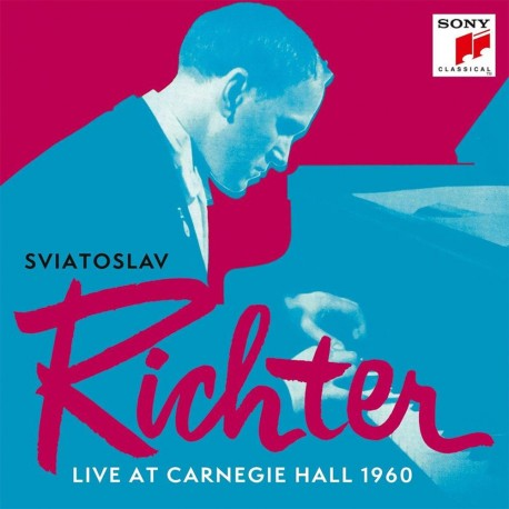 Sviatoslav Richter - Live at Carnegie Hall 1960 - 13 CD