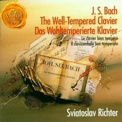 Sviatoslav Richter - Bach - Das Wohltemperierte Klavier 1 & 2 - 4 CD
