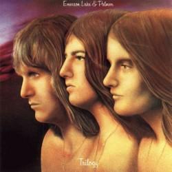 Emerson, Lake & Palmer - Trilogy (Limited Japan Vinyl Replica) - CD