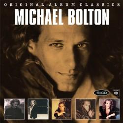 Michael Bolton - Original Album Classicss - 5 CD Vinyl Replica