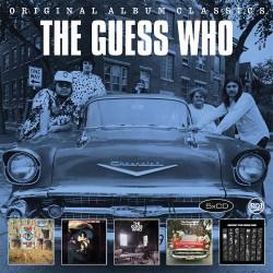 Guess Who - Original Album Classicss - 5 CD Vinyl Replica