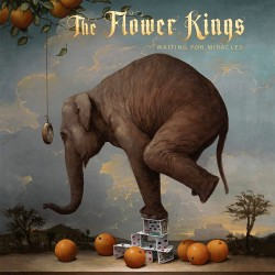 Flower Kings - Waiting For Miracles - Limited Edition 2 CD Digipack