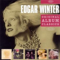 Edgar Winter - Original Album Classicss - 5 CD Vinyl Replica