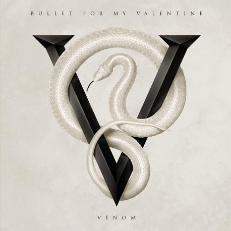 Bullet For My Valentine - Venom - CD