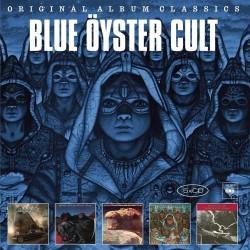 Blue Oyster Cult - Original Album Classics - 5 CD Vinyl Replica