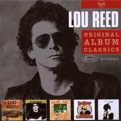 Lou Reed - Original Album Classics - 5 CD Vinyl Replica